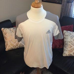 Brand New Workout Adidas L Shirt Same Day Shipping